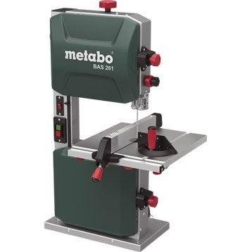 Scie à ruban METABO BAS 261 PRECISION, 270 W