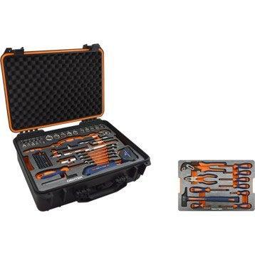 Malette à outils 105 pièces DEXTER