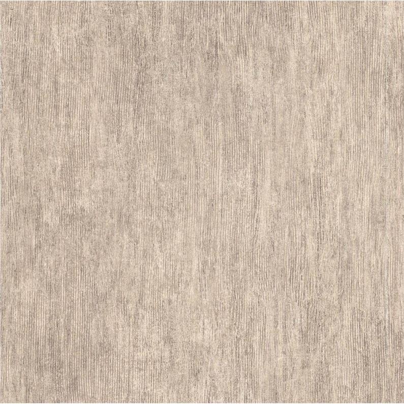 Papier Peint Vinyle Bois Paillete Beige Leroy Merlin