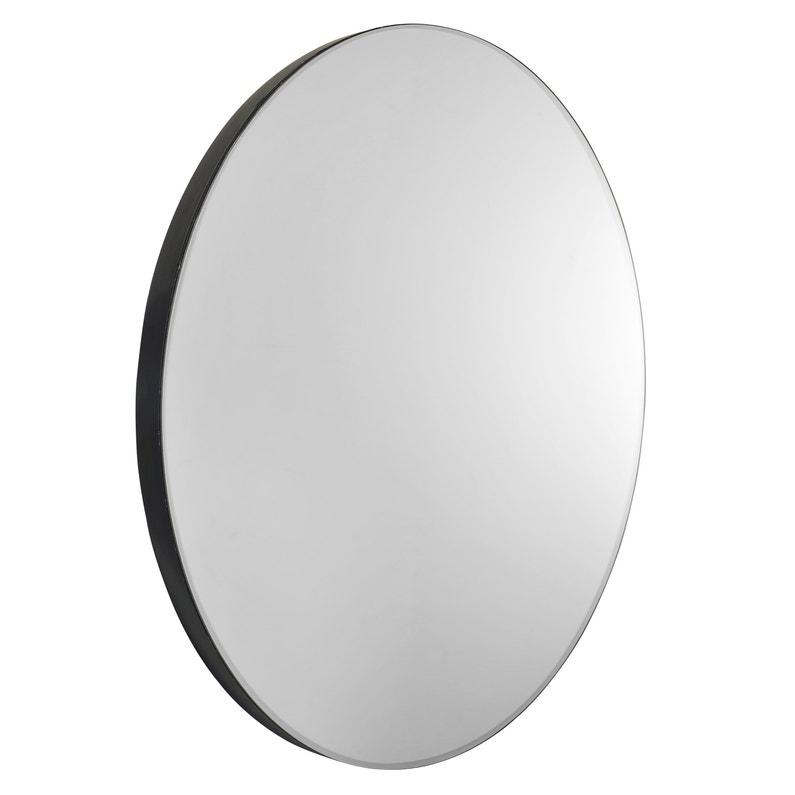 Miroir rond Rond actuel, l.80 x H.80 cm
