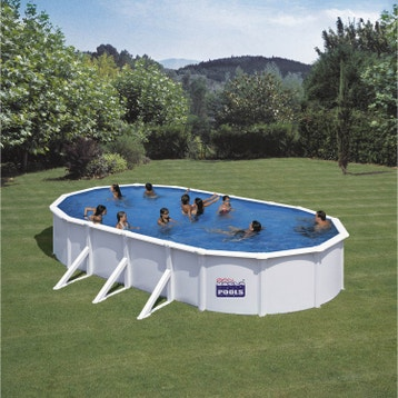 piscine hors sol piscine bois gonflable tubulaire acier au meilleur prix leroy merlin - Piscine Hors Sol Composite