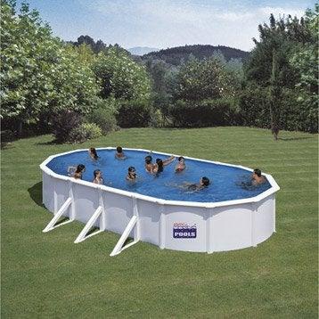 Piscine piscine et spa leroy merlin for Prix piscine 4x3