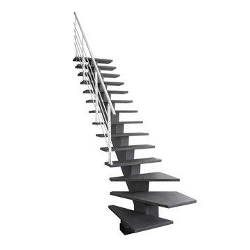 escalier escalier sur mesure leroy merlin. Black Bedroom Furniture Sets. Home Design Ideas