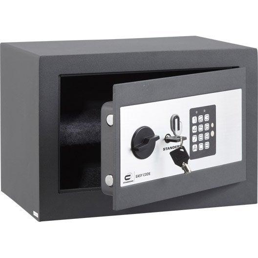 инструкция по эксплуатации сейфа Standers - фото 2