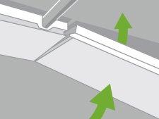 Comment isoler des sols en rez de chauss e leroy merlin for Plafond en polystyrene