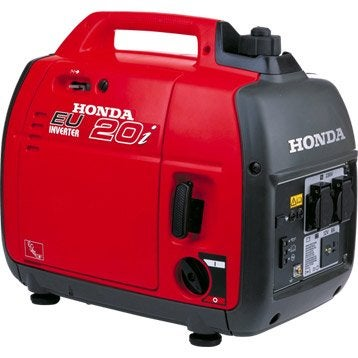 Groupe électrogène essence inverter HONDA Eu20i, 1600 W