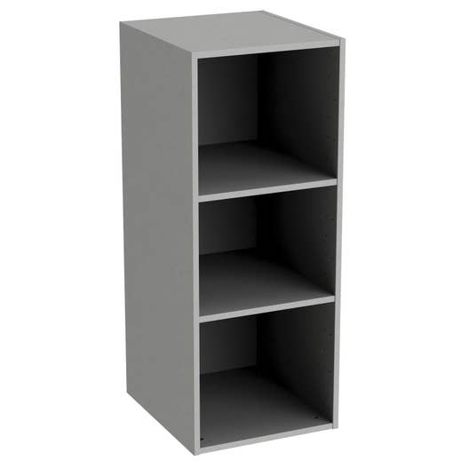 caisson spaceo home 100 x 40 x 45 cm anthracite