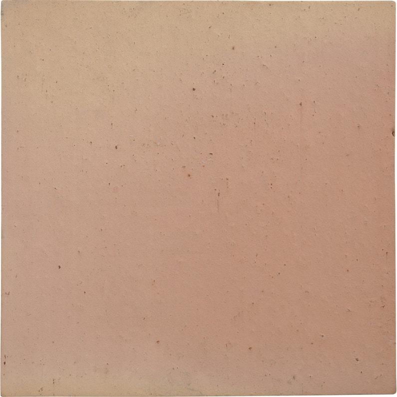 Terre Cuite Sol Et Mur Rose Effet Pierre Rairies Horizon L 16 X L 16 Cm