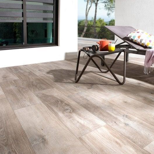 carrelage sol brun clair effet bois heritage x. Black Bedroom Furniture Sets. Home Design Ideas