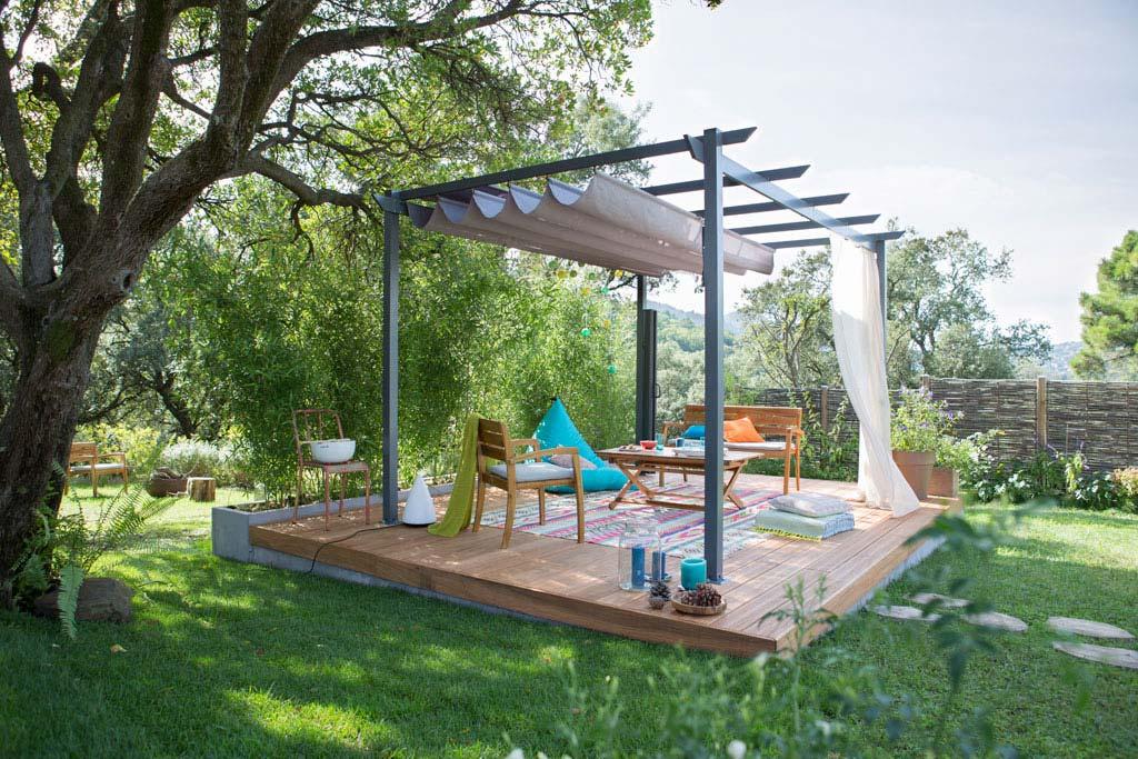 Terrasse et sol ext rieur leroy merlin for Decorer une terrasse exterieure