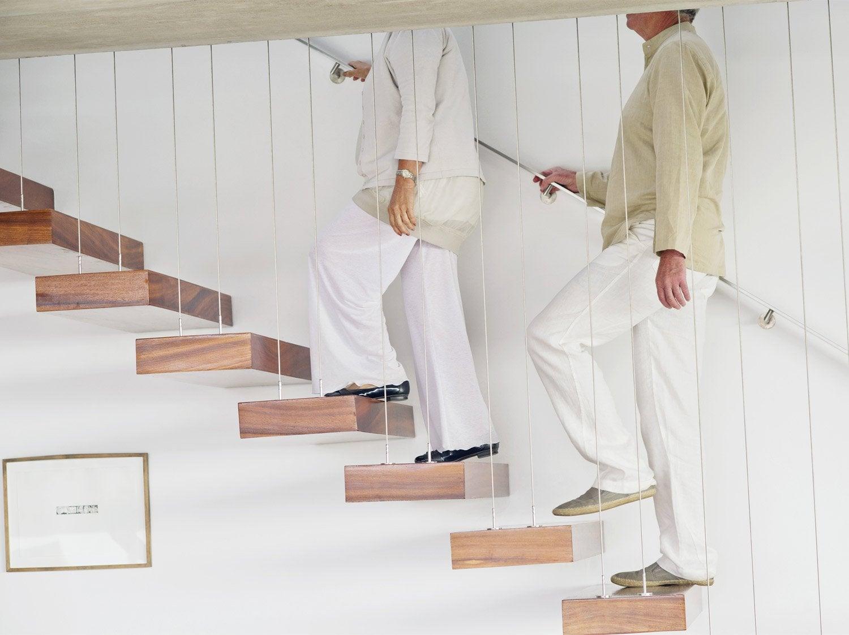 Bien vieillir chez soi, interview de Frédéric Morestin