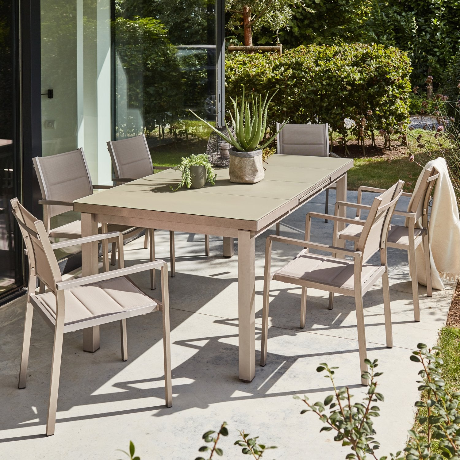 La nouvelle collection de salon de jardin 2019 | Leroy Merlin