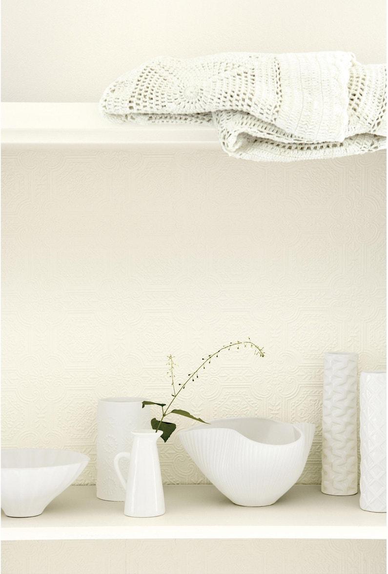 Peinture Blanche Dulux Valentine peinture blanc parfait velours dulux valentine architecte 0.5 l