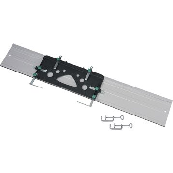 Guide FKS115 pour scie circulaire WOLFCRAFT