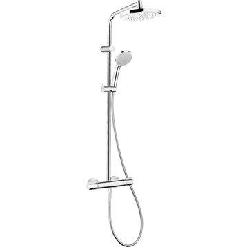 Colonne de douche avec robinetterie, HANSGROHE Verso 220