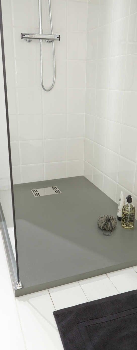 bien choisir son receveur de douche leroy merlin. Black Bedroom Furniture Sets. Home Design Ideas