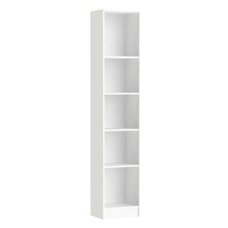 caisson spaceo home 200 x 40 x 30 cm blanc leroy merlin. Black Bedroom Furniture Sets. Home Design Ideas