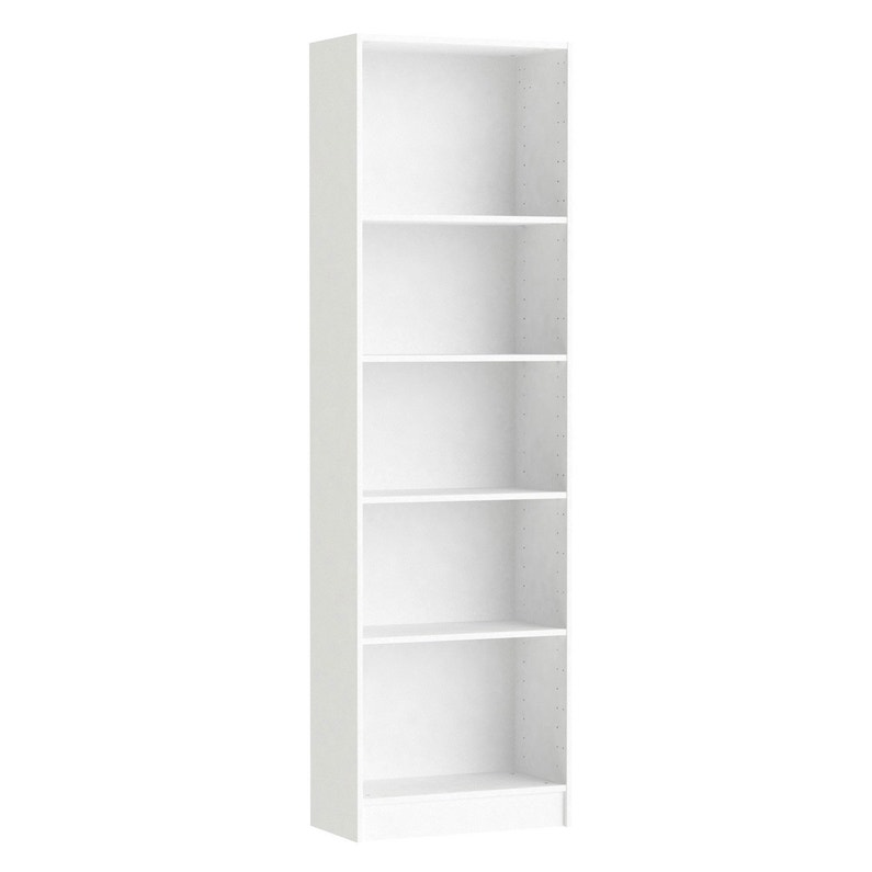 Caisson Spaceo Home Blanc H 200 X L 60 X P 30 Cm