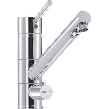 filtre robinet carafe filtrante filtre robinet et filtre r frig rateur leroy merlin. Black Bedroom Furniture Sets. Home Design Ideas