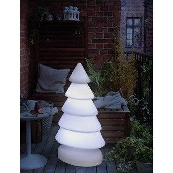 Eclairage d coratif ext rieur design leroy merlin - Sapin exterieur lumineux ...