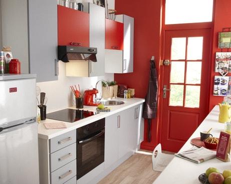 Une petite cuisine pleine de vie !