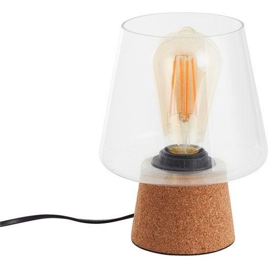 Lampe lampe sur pied poser au meilleur prix leroy merlin - Lampe sur pied leroy merlin ...