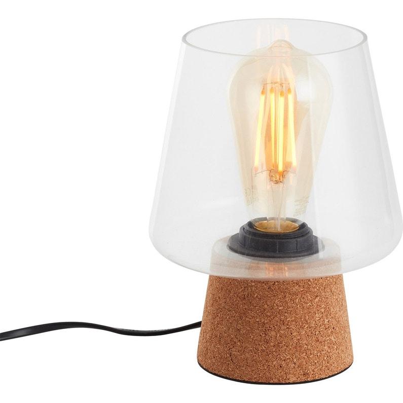 Lampe E14 Jensen Brilliant Verre Transparent 40 W Leroy Merlin