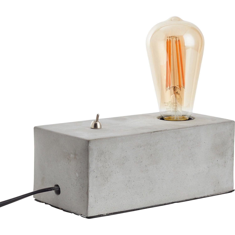 Lampe, e27 Gypse MATHIAS, 25 W