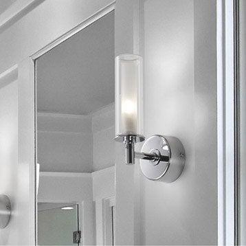 Eclairage salle de bains luminaire int rieur leroy merlin - Luminaire salle de bain leroy merlin ...