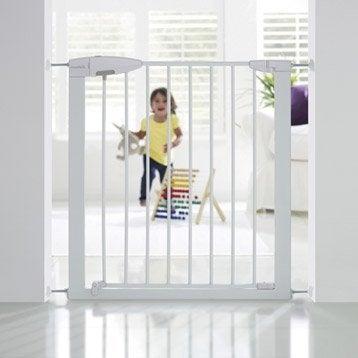 barri re de s curit escalier barri re de s curit b b leroy merlin. Black Bedroom Furniture Sets. Home Design Ideas