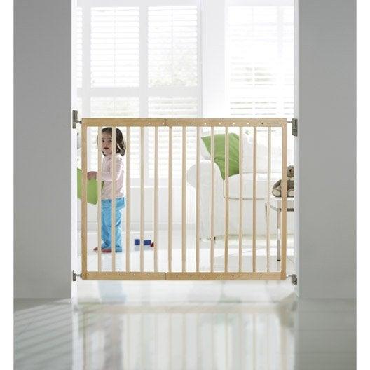 barri re de s curit porte coulissante porte int rieur escalier et balustrade leroy merlin. Black Bedroom Furniture Sets. Home Design Ideas