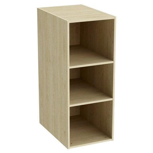 caisson dressing profondeur 50. Black Bedroom Furniture Sets. Home Design Ideas