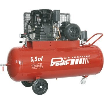 Compresseur d'atelier PRODIF 200 l 5.5 cv