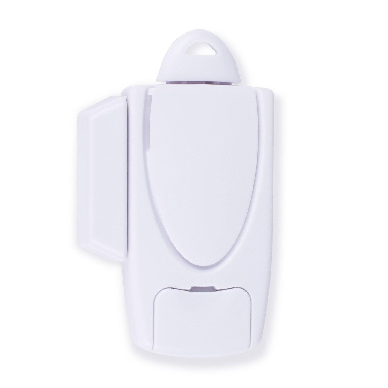 Minialarme Pour Porte Et Fenêtre Avec Clé Goupille SMARTWARES - Alarme porte