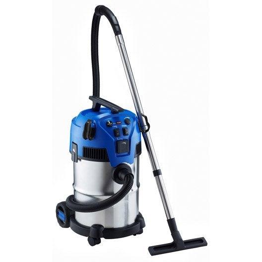 aspirateur eau et poussières nilfisk multi ii 30t vsc, 21 kpa, 30
