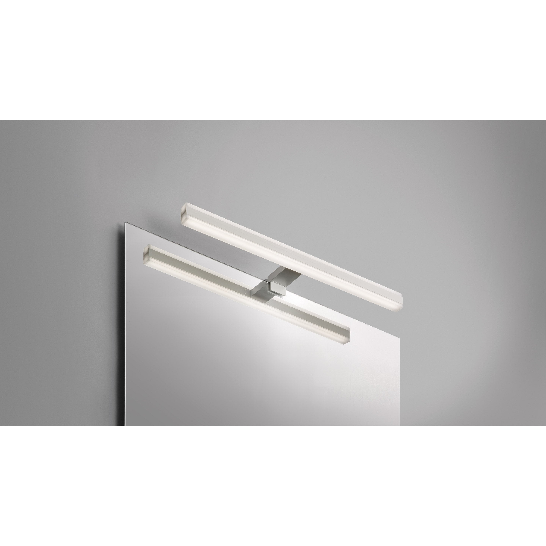 Applique métal blanc led intégrée LUMIPLUS Triberg