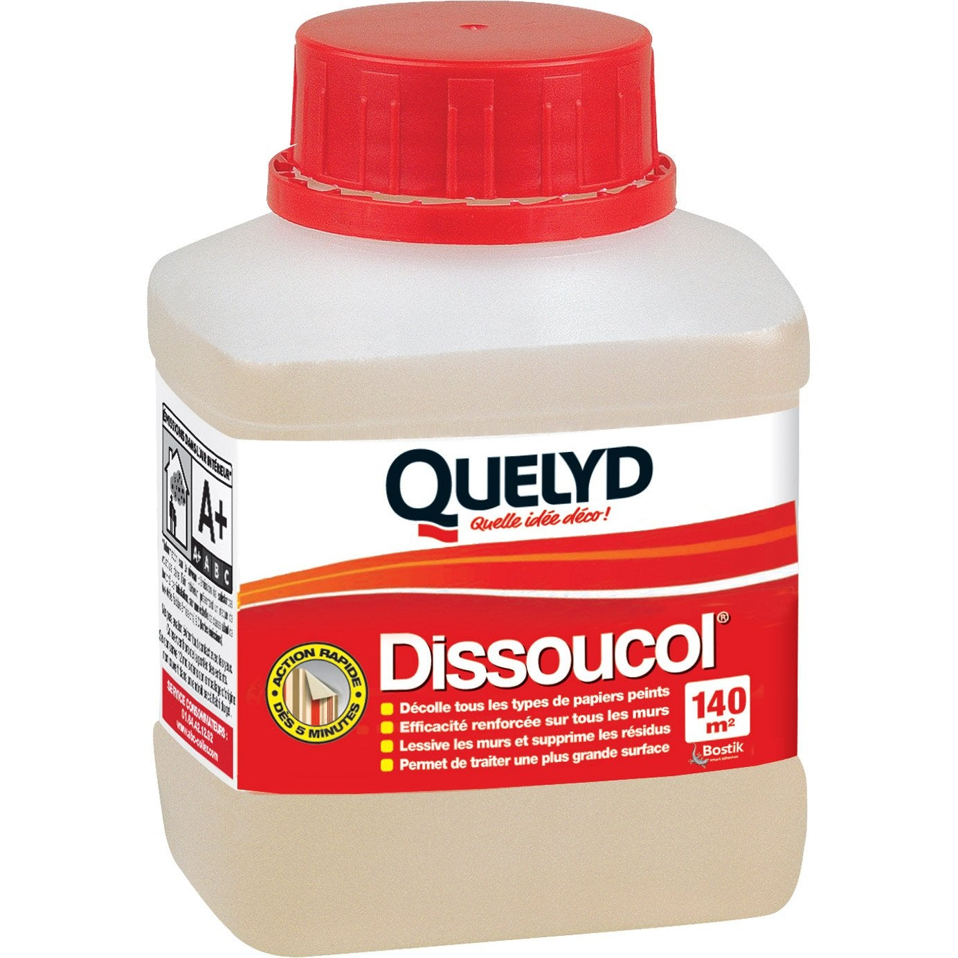 Décoller Papier Peint Produit décolleur dissoucol quelyd 250 ml quelyd, 0.25 kg