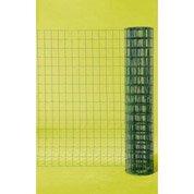 Grillage soudé Astroplax vert H.1.2 x L.20 m, maille de H.100 x l.75 mm