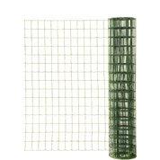 Grillage soudé Astroplax vert H.1.5 x L.20 m, maille de H.100 x l.75 mm
