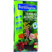 Terreau horticole FERTILIGENE, 70 l