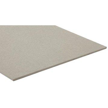 panneau m dium mdf gris clair valchromat 250x122cm. Black Bedroom Furniture Sets. Home Design Ideas