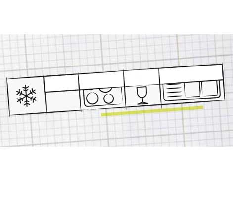 tout savoir pour concevoir une cuisine pratique et. Black Bedroom Furniture Sets. Home Design Ideas