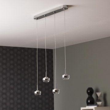 Lustre suspension et plafonnier leroy merlin - Lustre moderne leroy merlin ...
