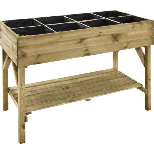 potager sur pieds gariguette naturel x x. Black Bedroom Furniture Sets. Home Design Ideas