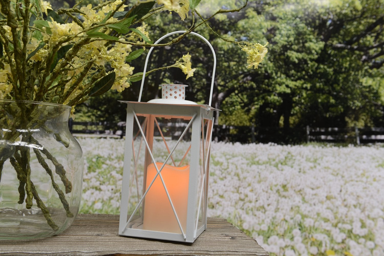 lanterne pour bougie exterieur fabulous lanterne blanche hauteur cm pour une utilisation en. Black Bedroom Furniture Sets. Home Design Ideas