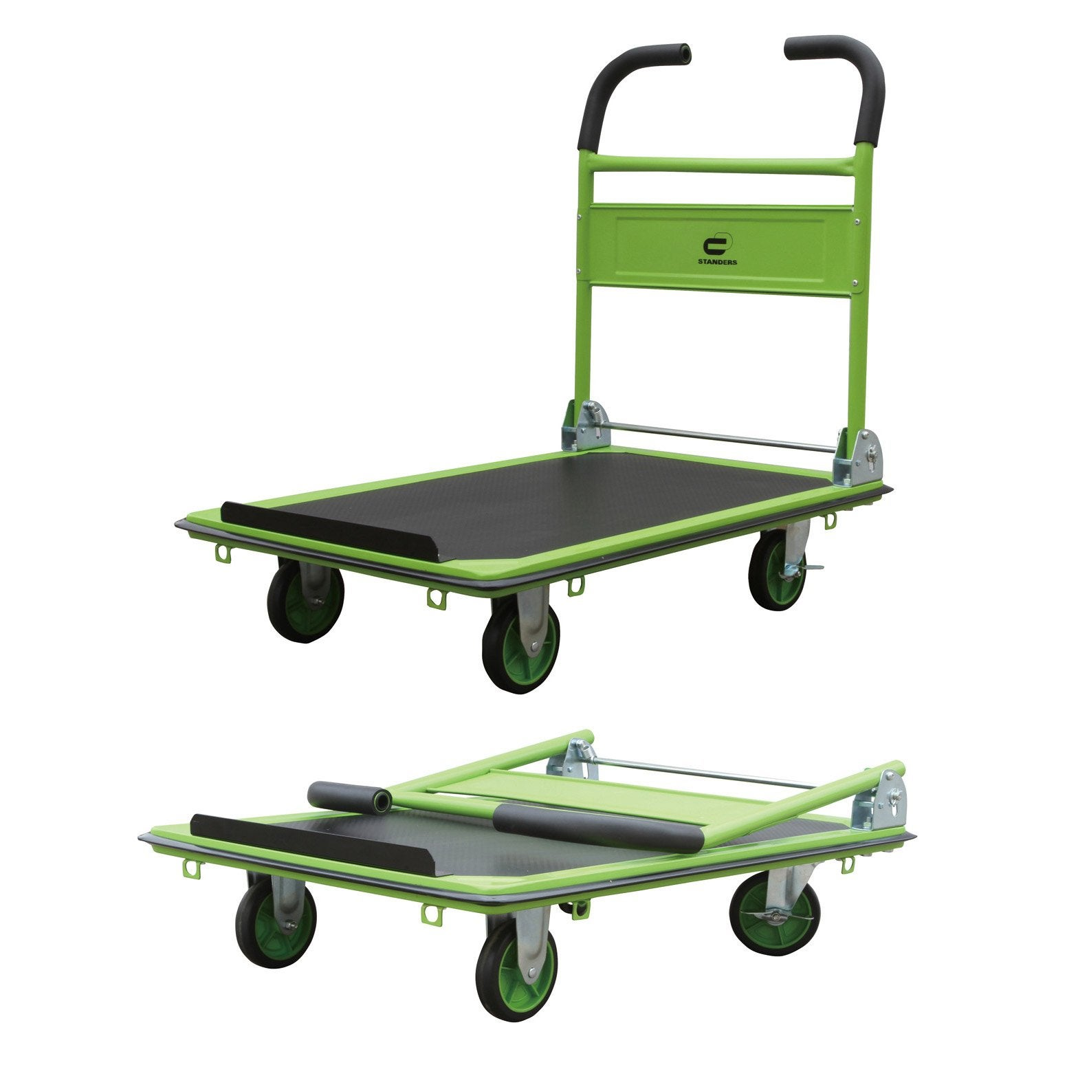 Chariot Pliable Standers Charge Garantie 300 Kg