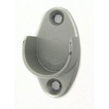 Barre de penderie et support accessoires de rangement - Support tringle penderie ...