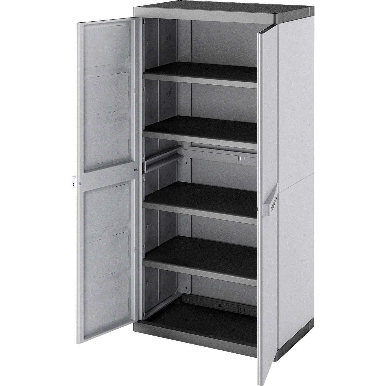 armoire utilitaire etag re et armoire utilitaire au. Black Bedroom Furniture Sets. Home Design Ideas