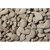 Graviers en pierre naturelle, blanc, 6/20 mm, 25 kg