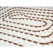 Kit 1 m² plancher chauffant basse temp EASYFLOOR 170bao +50 m², R = 1.70